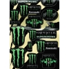 KIT AUTOCOLANTES UNIVERSAL MONSTER ENERGY