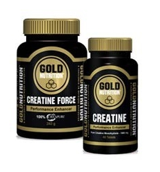 Goldnutrition Creatine 1000Mg