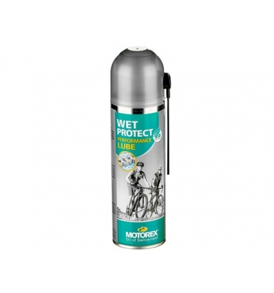 Spray motorex p/correntes bic wet lube 100ml