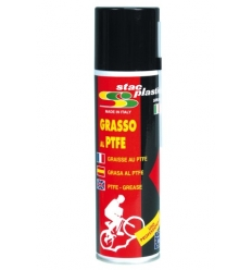 Spray massa correntes Stac Plastic com PTFE 250ml