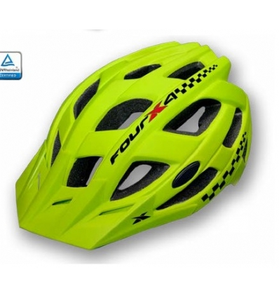 Capacete Ciclismo Tekmax Four X4