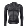 SWEATSHIRT TECNICA THUNDER PRETO FORCE