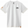 T-SHIRT KTM RACING 3PW1756703 BRANCO M